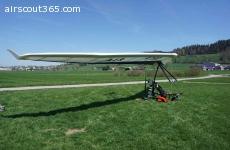 120 kg Magic Elektro Drachen Leicht Trike