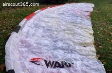 Verkaufe Dudek Warp 20, Motorschirm, Paramotor